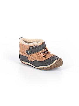 Stride Rite Rain Boots Size 10 1/2