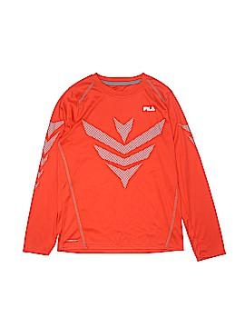 Fila Long Sleeve T-Shirt Size 14/16