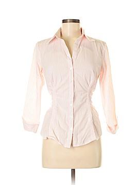 Zac & Rachel Long Sleeve Button-Down Shirt Size S