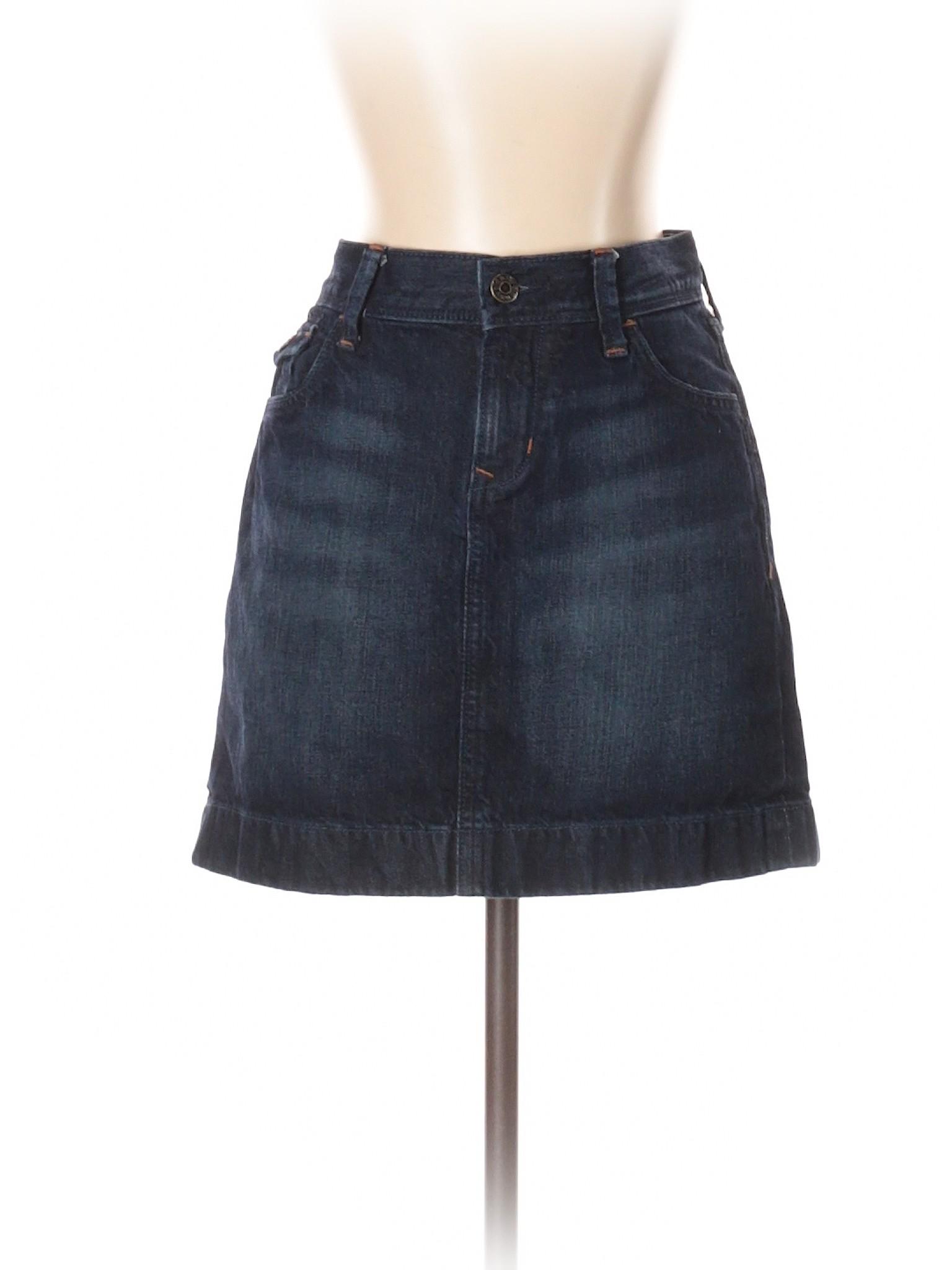 Boutique Denim Old Denim Old Skirt Boutique Navy Boutique Navy Skirt Old Navy Denim wq86FPcSA
