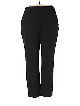 Liz & Me Casual Pants Size 22w (Plus)