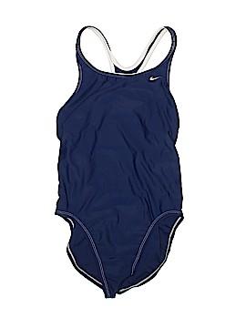 Nike One Piece Swimsuit Size 12