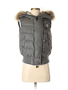 Moncler Wool Coat Size Sm (1)