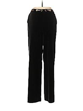 St. John Spa Velour Pants Size M