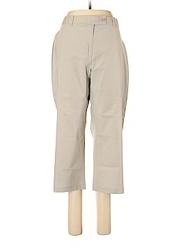 Lands' End Khakis Size 12 (Petite)