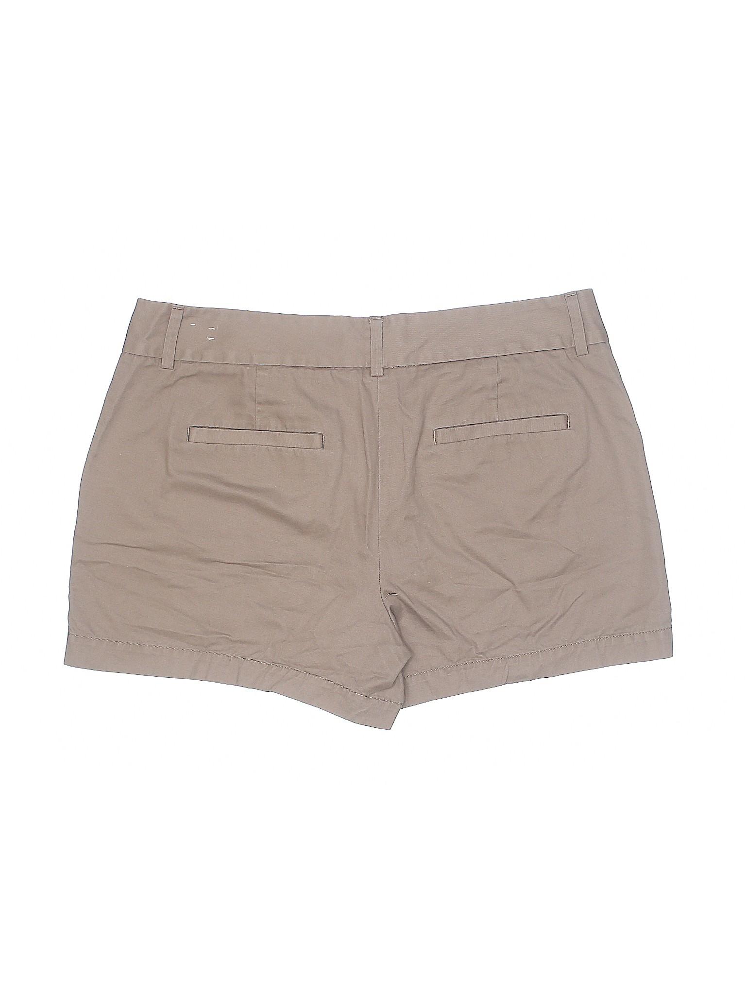 LOFT Shorts Boutique Khaki Taylor Ann EPqnwFxa0