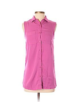 ByCORPUS Sleeveless Button-Down Shirt Size XS
