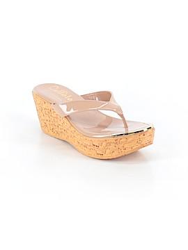 Callisto Sandals Size 8