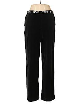 St. John Velour Pants Size S