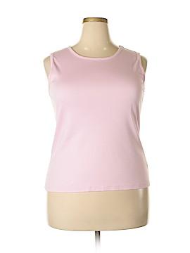 L.L.Bean Factory Store Sleeveless T-Shirt Size XL
