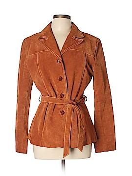 Wilson Leather Jacket Size L