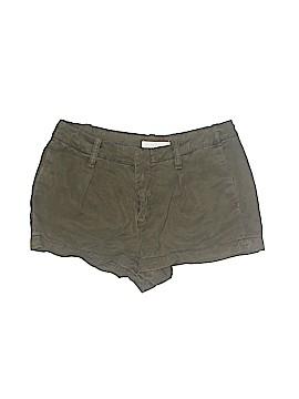 7 For All Mankind Khaki Shorts 24 Waist