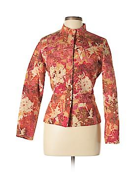 Sigrid Olsen Silk Blazer Size 10 (Petite)