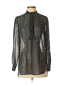 Anne Klein Long Sleeve Blouse Size 2