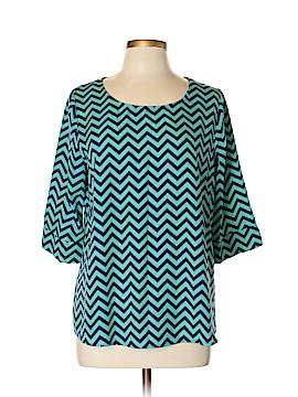Alya 3/4 Sleeve Blouse Size L