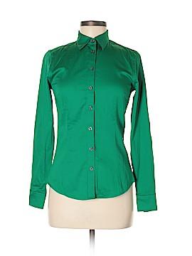 Banana Republic Long Sleeve Button-Down Shirt Size 2