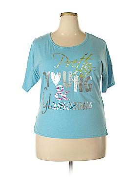Rocker girl Short Sleeve T-Shirt Size XXL