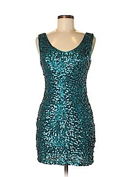 Amber Blue Cocktail Dress Size M