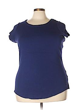 Isaac Mizrahi LIVE! Short Sleeve T-Shirt Size 1X (Plus)