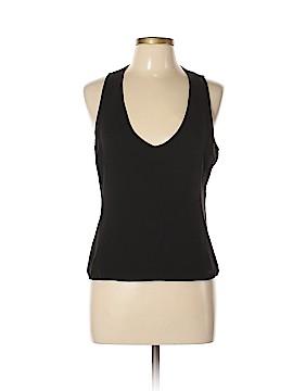 Armani Collezioni Sleeveless Silk Top Size 10