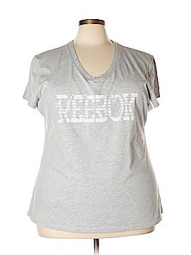 Reebok Short Sleeve T-Shirt Size 3X (Plus)