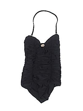Tori Praver One Piece Swimsuit Size S