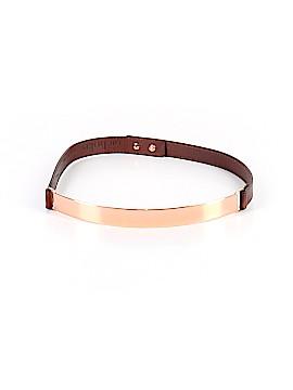 Nicholas Leather Belt Size 4