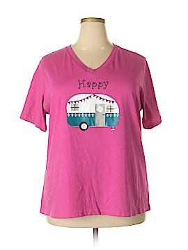 Bella Short Sleeve T-Shirt Size 2X (Plus)