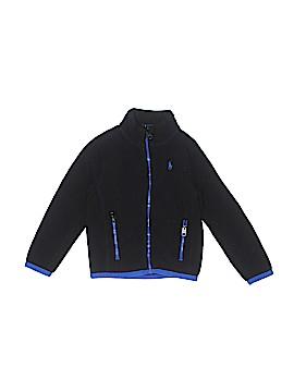 Polo by Ralph Lauren Fleece Jacket Size 4-4T