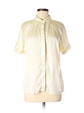 Pendleton Short Sleeve Silk Top Size 10