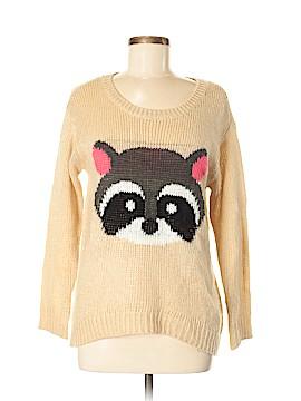 Rewind Pullover Sweater Size M