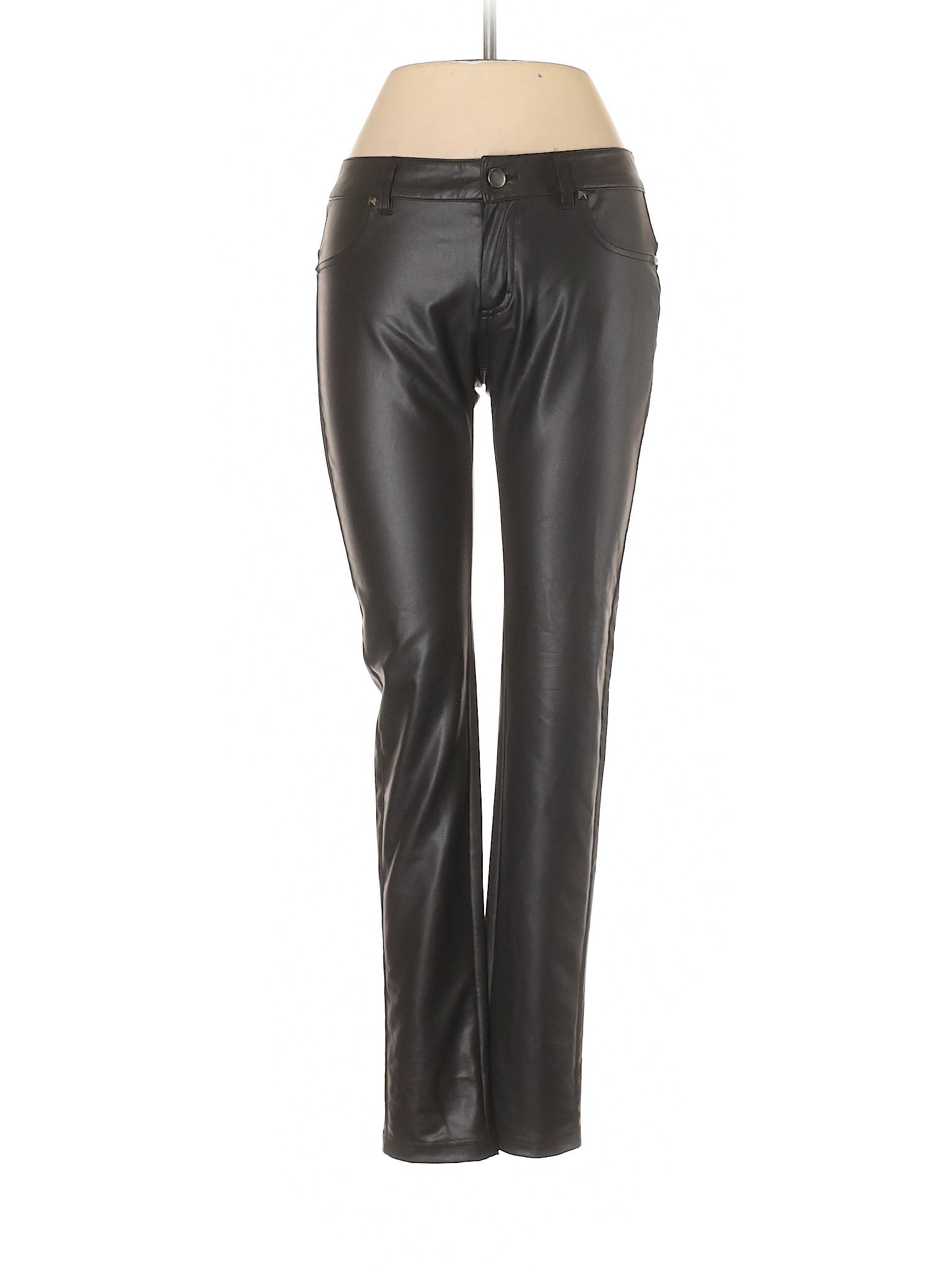 Pants winter Boutique Faux Leather Calzedonia HnqS1
