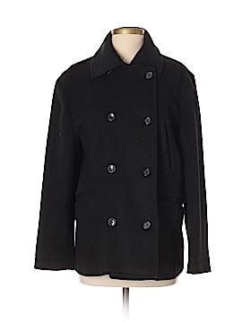 J. Crew Wool Coat Size S