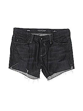 Affliction Denim Shorts 32 Waist