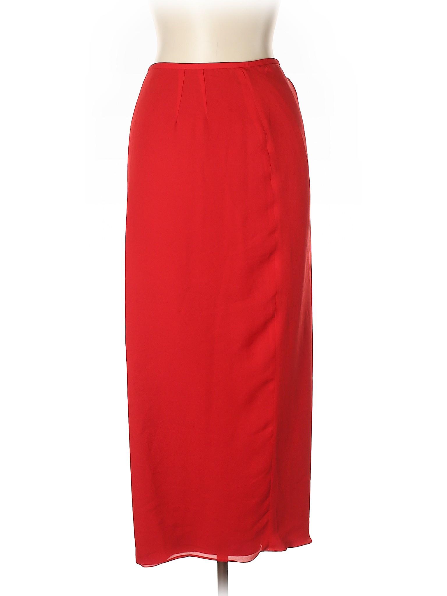 Boutique Ellen leisure Skirt Tracy Silk HF5HUrqx
