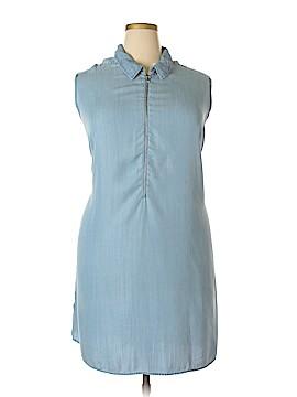Diane Gilman Casual Dress Size 3X (Plus)
