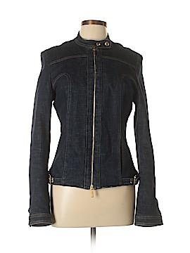 Roberto Cavalli Denim Jacket Size L