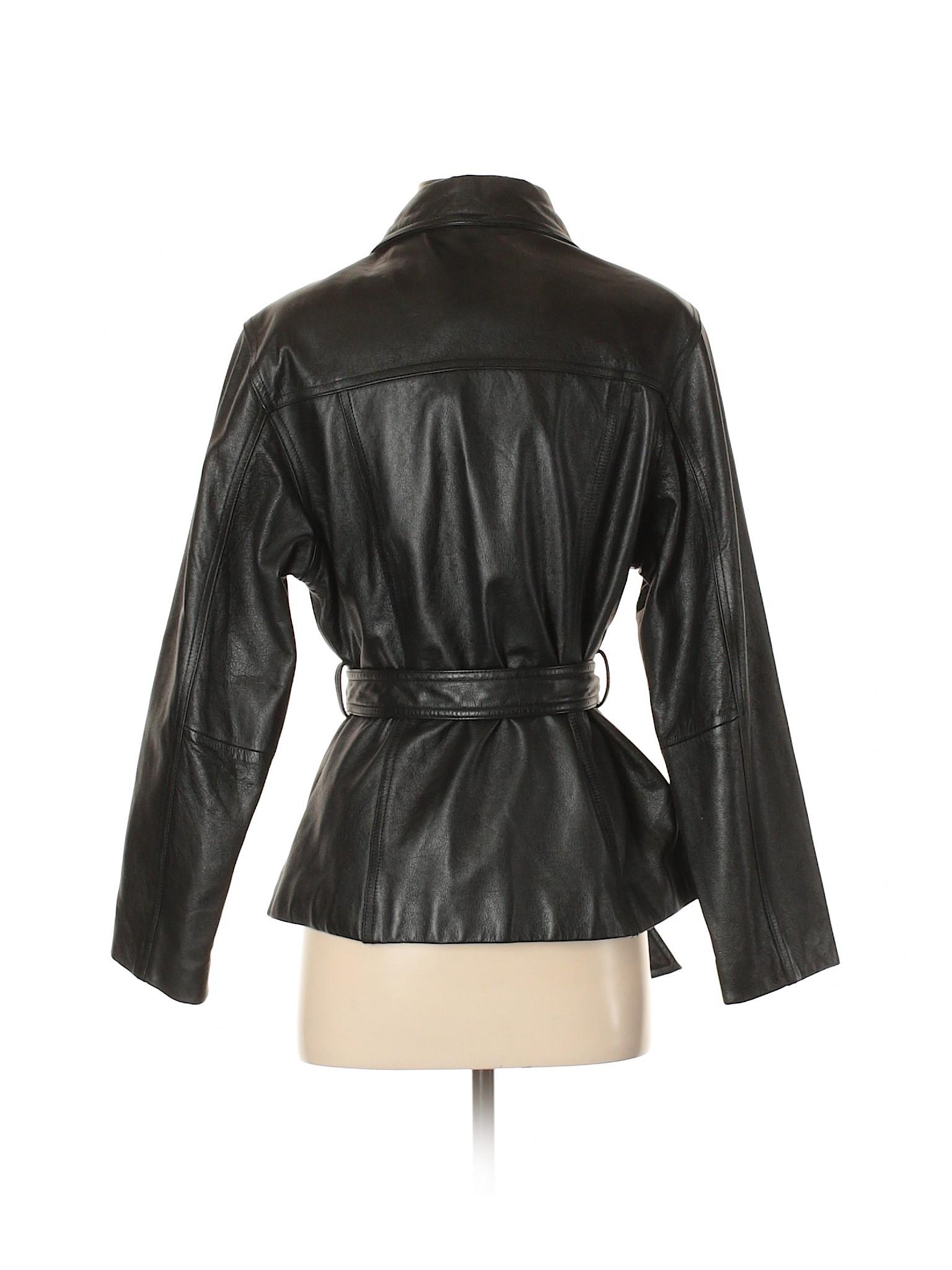 Leather Jacket Leisure winter Leather Wilsons aqwB1Fw