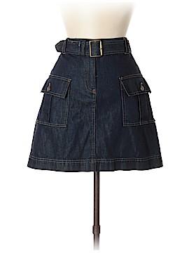 Brooks Brothers Denim Skirt Size 6