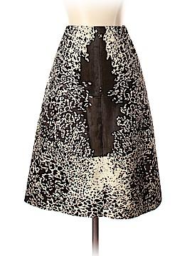 Alaïa Leather Skirt Size S