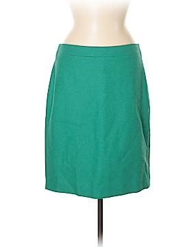 J. Crew Factory Store Wool Skirt Size 8