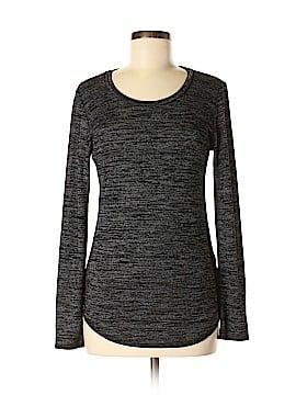 Philosophy Republic Clothing Long Sleeve Top Size L