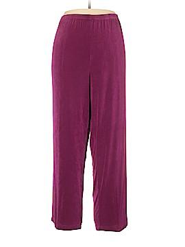 Ronni Nicole II Casual Pants Size 3X (Plus)