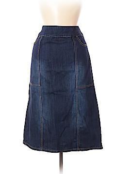 Christopher & Banks Denim Skirt Size 6