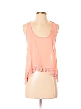 Jella Couture Sleeveless Blouse Size S