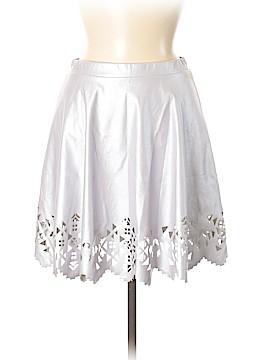 TOBI Faux Leather Skirt Size M