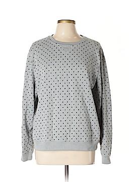 Karen Scott Sweatshirt Size L