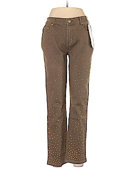 DG^2 by Diane Gilman Jeans Size 8 (Petite)