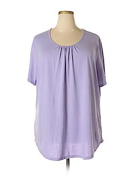 JMS Collection Short Sleeve T-Shirt Size 4X (Plus)