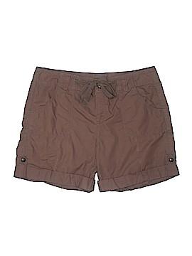 IZOD Khaki Shorts Size 14 (Petite)